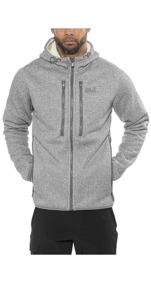 Jack Wolfskin Robson Jacket Men slate grey